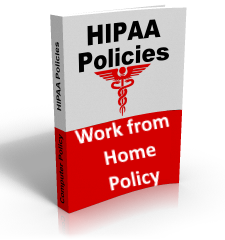 Work from home hipaa policy